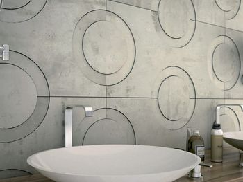 Apavisa Regeneration grey natural decor moon 45x90