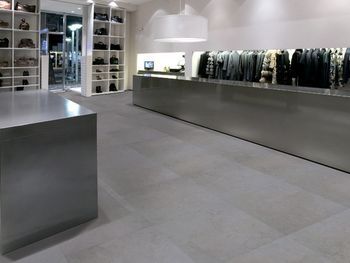 Apavisa Evolution grey lappato 60x60