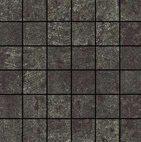 Alchemy 7.0 Black Natural Mosaico 5x5 30x30