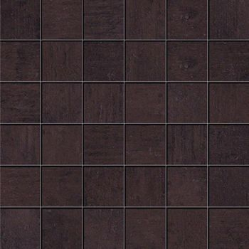 Apavisa Beton brown lappato mosaico 5x5 30x30