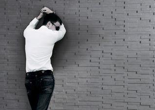 Apavisa Evolution grey striato mosaico brick 30x28