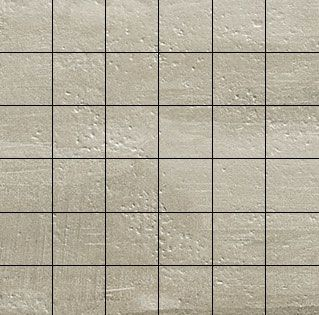 Forma Taupe Stuccato Mosaico 5x5 30x30