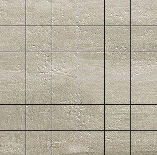 Forma Taupe Stuccato Mosaico 5x5 30x30