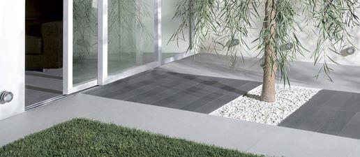 Apavisa Lava gris bocciardato 30x60