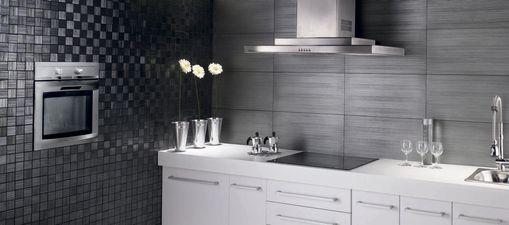 Apavisa Lava titanium rigato mosaico 5x5 30x30
