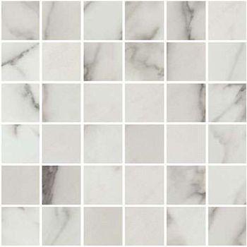 Marble 7.0 Calacatta Natural Mosaico 5x5 30x30