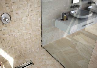 Apavisa Materia beige Natural Mosaico 5x5 30x30