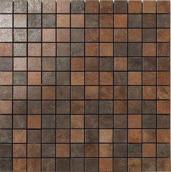 Apavisa Metal policromatico lappato mosaico 2.5x2.5