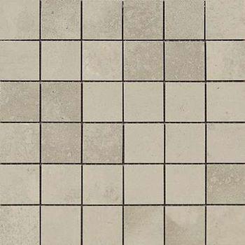 Nanoarea 7.0 Taupe Bagnato Mosaico 5x5 30x30
