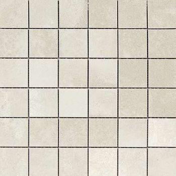 Nanoarea 7.0 White Bagnato Mosaico 5x5 30x30