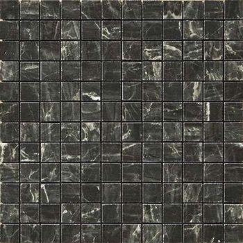 Nanoessence 7.0 Black Lappato Mosaico 2,5x2,5 30x30