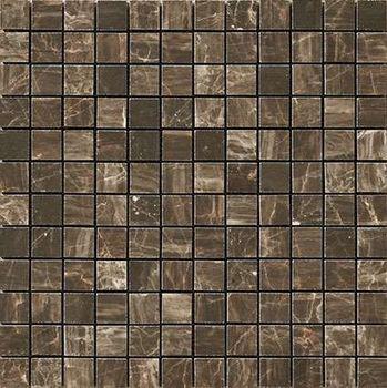 Nanoessence 7.0 Brown Lappato Mosaico 2,5x2,5 30x30
