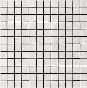 Nanoessence 7.0 White Lappato Mosaico 2,5x2,5 30x30