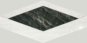 Nanoessence Black Lappato Diamond Decor 28x88