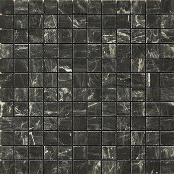 Nanoessence Black Lappato Mosaico 2,5x2,5 30x30