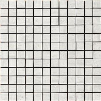Nanoessence White Lappato Mosaico 2,5x2,5 30x30