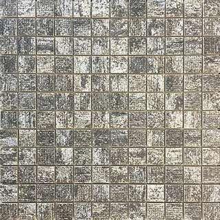 Nanofacture 7.0 Black Natural Mosaico 2.5 30x30