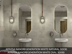 Apavisa Nanoregeneration white natural 30x90