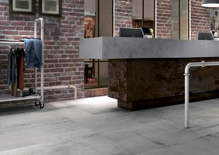 Apavisa Regeneration grey natural 90x90