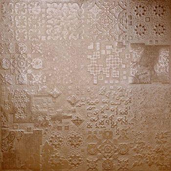 Apavisa Rendering Bronze decor lappato 60x60 Archconcept