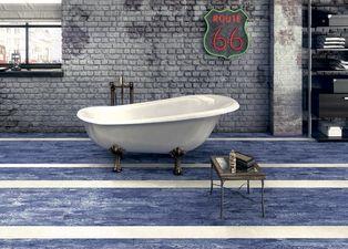 Apavisa Vintage blue natural lista 9x90