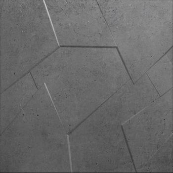 Apavisa Anarchy antracite natural prism 60x60