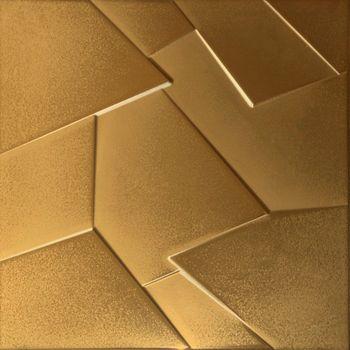 Apavisa Anarchy gold lappato prism 60x60