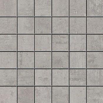 Apavisa Beton grey lappato mosaico 5x5 30x30