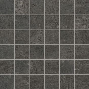 Apavisa Burlington black natural mosaico 5x5 30x30