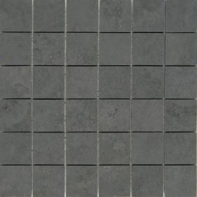 Apavisa Evolution antracite lappato mosaico 5x5 30x30