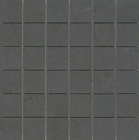 Apavisa Evolution black lappato mosaico 5x5 30x30