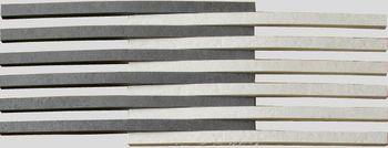 Apavisa Evolution black striato mosaico crossed 18x30