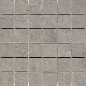 Apavisa Evolution grey lappato mosaico 5x5 30x30