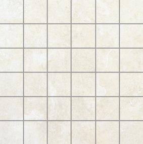 Apavisa Evolution ivory lappato mosaico 5x5 30x30
