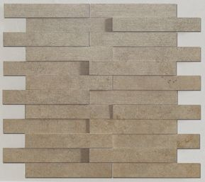 Apavisa Evolution moss striato mosaico brick 30x28