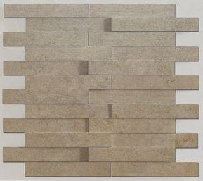 Apavisa Evolution vison striato mosaico brick 30x28