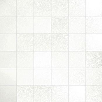 Apavisa Fiberglass white lappato mosaico 5x5 30x30