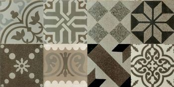 Apavisa Hydraulic Patchwork natural 30x30