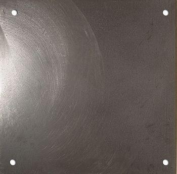 Apavisa Inox chrome graffiato circle-4 60x60
