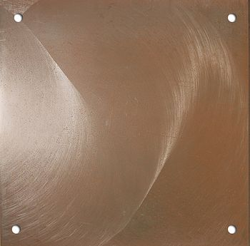 Apavisa Inox copper graffiato circle-4 60x60