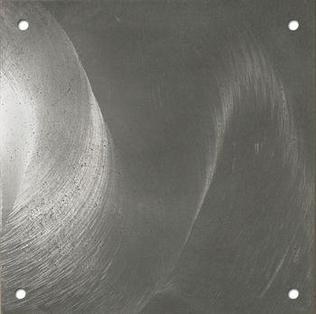 Apavisa Inox silver graffiato circle-4 60x60