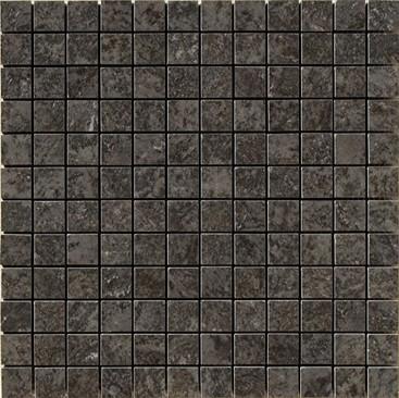 Apavisa Iridio black lappato mosaico 2,5x2,5 30x30