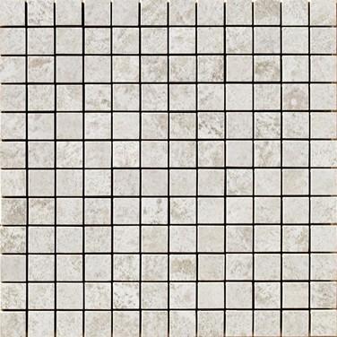 Apavisa Iridio grey lappato mosaico 2,5x2,5 30x30
