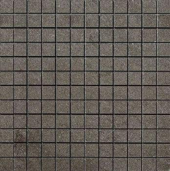 Apavisa Lifestone Globe grafito lappato mosaico 2.5x2.5 30x30