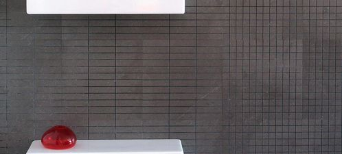 Apavisa Lifestone Globe grafito lappato mosaico 2.5x10 30x30