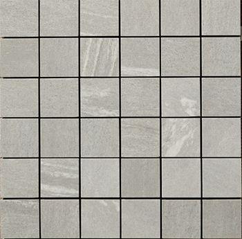 Apavisa Materia Grey Natural Mosaico 5x5 30x30