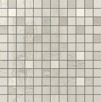 Apavisa Metal 2.0 White LAP MOS 2,5X2,5 30x30