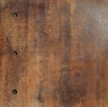 Apavisa Metal copper lappato circle-3 60x60