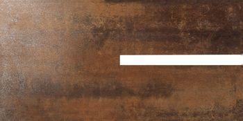 Apavisa Metal copper lappato inserto 2,5x30 30x60