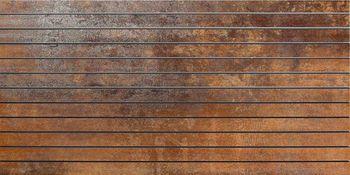 Apavisa Metal copper lappato preinsicion 2.5x60 30x60